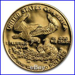 1/4 oz Proof Gold American Eagle (Random Year, withBox & COA) SKU #59346