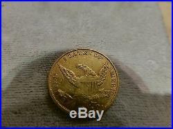 1834 liberty $2.50 gold coin quarter eagle classic head American very fine rare