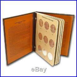 1986-2018 33-Coin Silver American Eagle Set BU (Dansco Album) SKU#167091