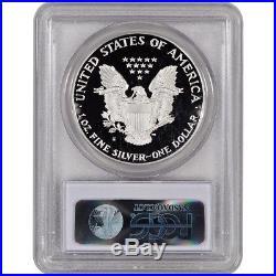 1988-S American Silver Eagle Proof PCGS PR70 DCAM