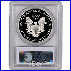 1995-P American Silver Eagle Proof PCGS PR70 DCAM