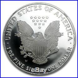 1995-W Proof Silver American Eagle PF-70 NGC (Registry Set) SKU #60166