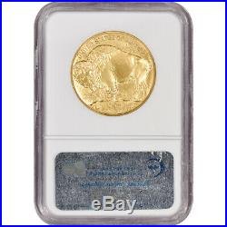 2008 American Gold Buffalo (1 oz) $50 NGC MS70 Early Releases