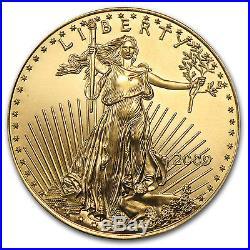 2009 1 oz Gold American Eagle BU SKU #48683