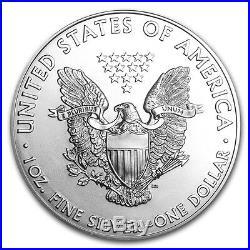 2013 American Silver Eagle 1 oz BU- Lot Of Ten (10) Coins