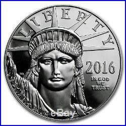 2016-W 1 oz Proof Platinum American Eagle (withBox & COA) SKU #98492