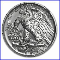 2017 1 oz Palladium American Eagle MS-70 NGC (First Day) SKU#157153