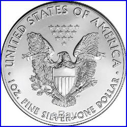 2017-(P) American Silver Eagle NGC MS70 Early Releases