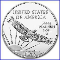 2017-W 1 oz Prf Platinum American Eagle PR-70 PCGS (First Strike)