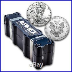 2018 100-Coin Silver American Eagle APMEX Mini Monster Box SKU#152634