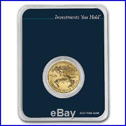 2019 1/4 oz Gold American Eagle (MintDirect Single) SKU#171440