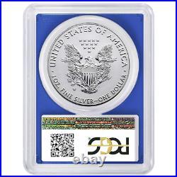 2019 Pride of Two Nations 2pc. Set U. S. Set PCGS PR70 FDOI Dual Flag Label Red B