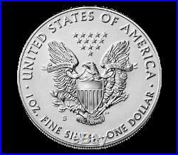 2019-S Enhanced Reverse Proof $1 American Silver Eagle Box OGP & COA Pre-Sale