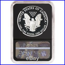 2019-W Proof $1 American Silver Eagle Congratulations Set NGC PF70UC FDI First L