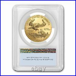 2021 1 oz American Gold Eagle MS-70 PCGS (FirstStrike) SKU#221507