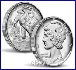 American Eagle 2018 One Oz Palladium Proof Coin-Item#18EK IN HAND