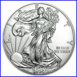 Lot of 10 2020 American Eagle Coins 1 oz. 999 Fine Silver IN STOCK