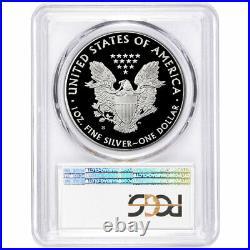 Presale 2020-S Proof $1 American Silver Eagle PCGS PR70DCAM FS San Francisco L