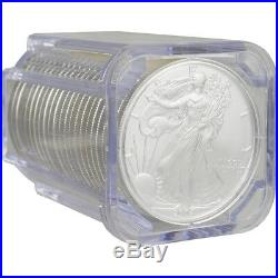 Roll of 20 2004 American Silver Eagle NGC Gem Uncirculated