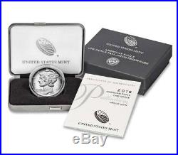 SEALED FROM MINT American Eagle 2018 One Ounce Palladium Proof Coin COLLECTABLE